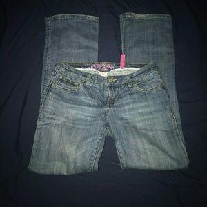 """Jessica Simpson """"Princy"""" jeans sz 5"""